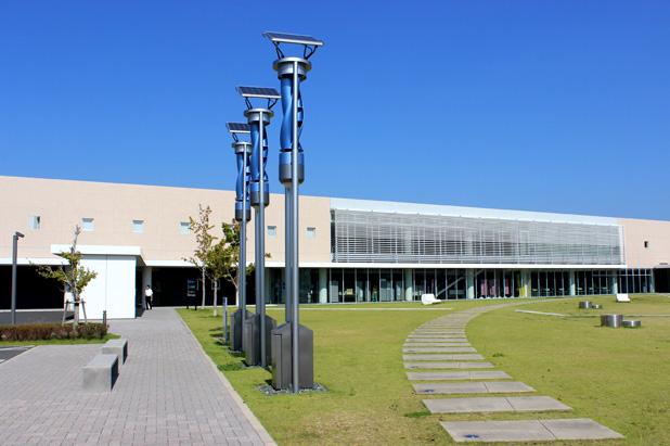 豊橋市保健所保健センター